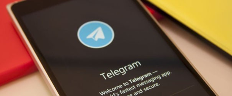 Telegram installation for Android