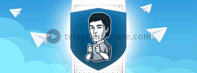 Anonymous Telegram provides security