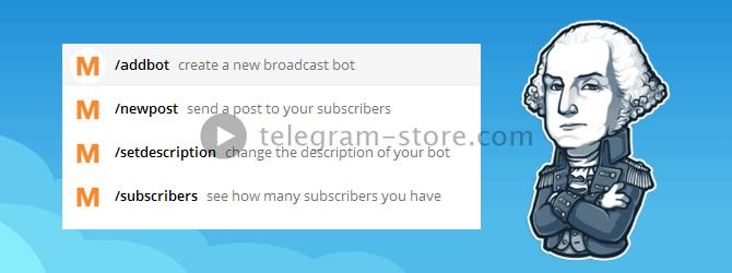 Автопостинг в Телеграмм реализован из других сервисов