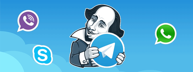 What Telegram is meant for and which are its advantages if compared to other messengers?