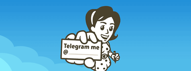 How to copy a link in Telegram for inviting users to a chat, a group or a channel