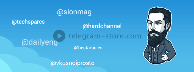 Telegram channels which should join