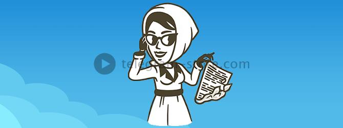 Telegram guide for a secret chat