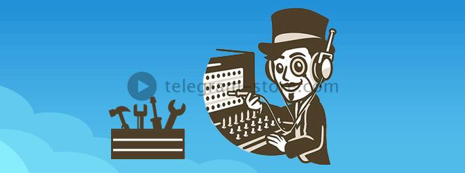 Падения серверов Telegram
