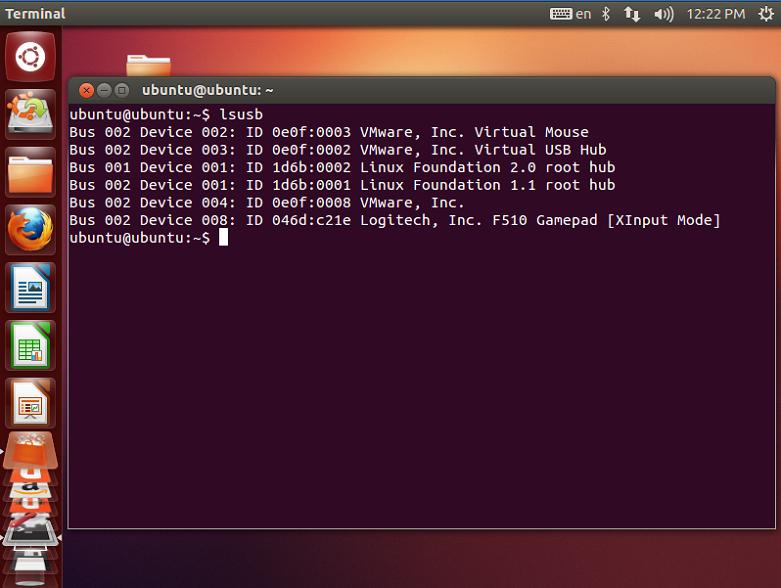 Консоль операционной системы Linux