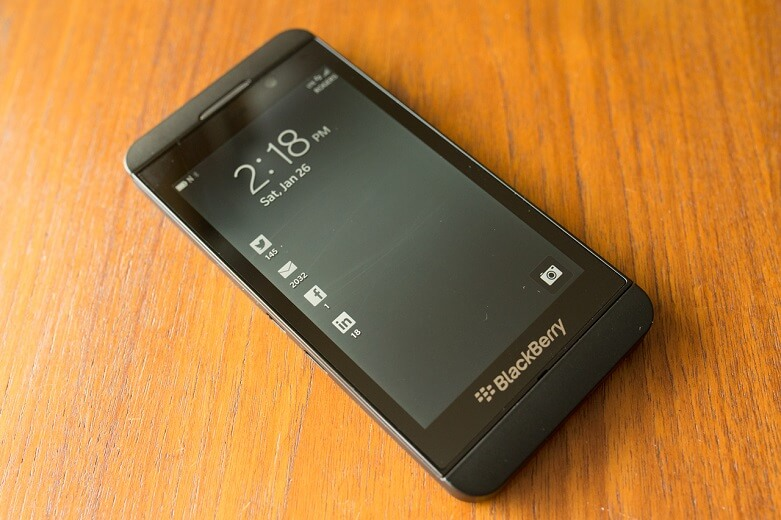 Телефон BlackBerry