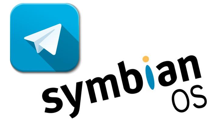 Установить Телеграмм на Simbian OS