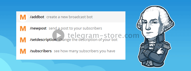 Auto-posting Telegram implemented in other services