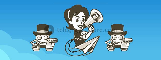 Using bots in the Telegram runs auto-posting