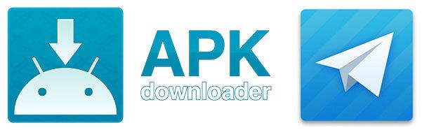 Установочный дистрибутив APK Телеграмм
