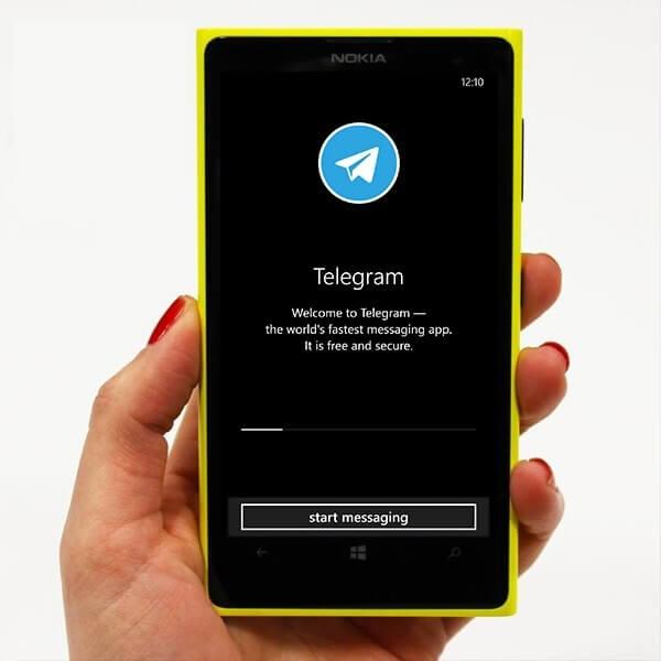telegram for nokia n8