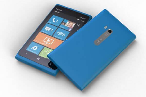 Смартфон Nokia Lumia для мессенджера Телеграмм