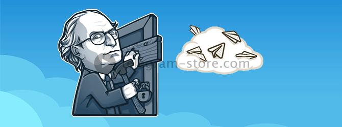 Чтобы не приходилось восстанавливать переписку в Телеграмм, делайте бэкапы