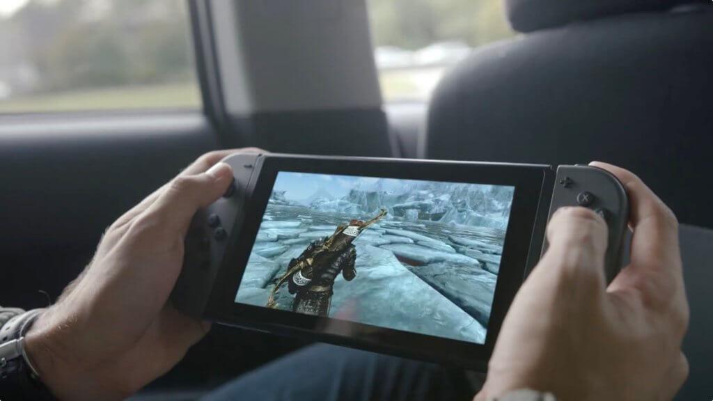 Во что поиграть на Nintendo Switch