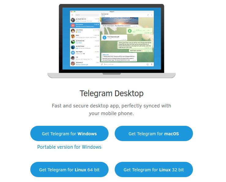 Установка Telegram Desktop на Ubuntu