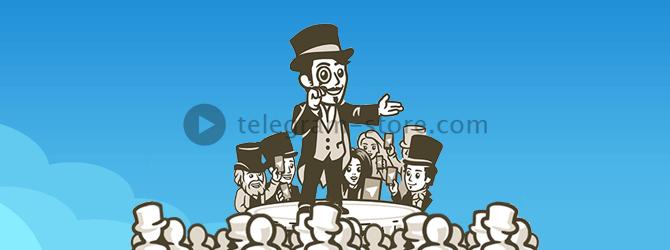 Канал в Телеграмм - идеальная площадка для микроблогов