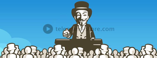 Анонимные сообщества крупно влияют на свою аудиторию