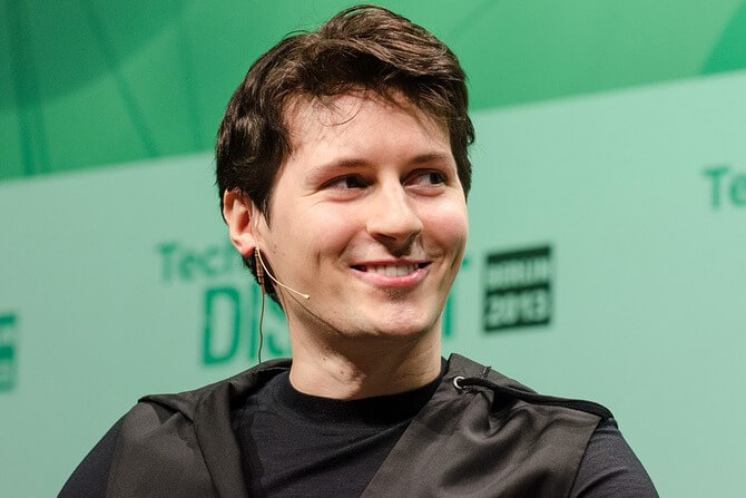 How much money does Pavel Durov have