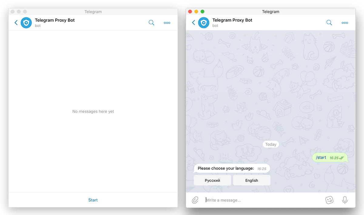 How to use vpn for telegram